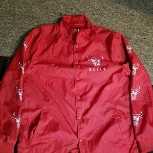 Chicago Bulls Coaches Jacket